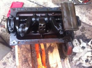 Cranks and pistons